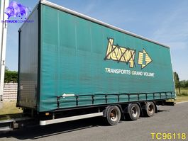 sliding curtain trailer Samro Curtainsides 2009