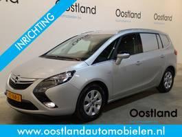 other passenger car Opel Zafira Tourer 1.6 CDTi 136 PK Van / Grijs Kenteken / Service-Auto / Inri... 2016