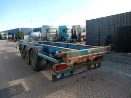 container chassis semi trailer Renders ROC 12.27 CC / MB DISC / 2x 20 FT and 1x 40 FT 2003
