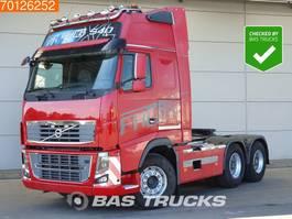cab over engine Volvo FH16 540 6X4 XL Retarder 2x Tanks Euro 4 2009