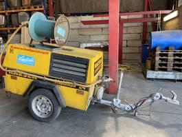 crusher and hammer attachment Keaser lucht kompressor 1995