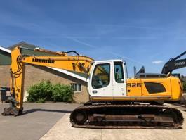 crawler excavator Liebherr R926 2010