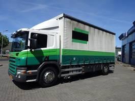closed box truck > 7.5 t Scania P280DB4X2MNA 2010