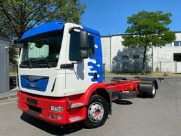 chassis cab truck MAN TGM 15.250 Euro6 Radstand 5,10m 2014