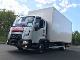 closed box lcv < 7.5 t Renault D2.0 Koffer Ladebordwand Junge SHZ Diff-Sperre 2016
