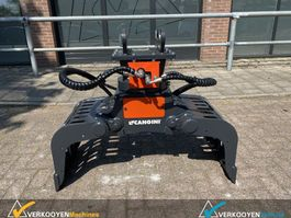 sorting grapple attachment Cangini Benne 200PF CW05 Sloopsorteer knijper