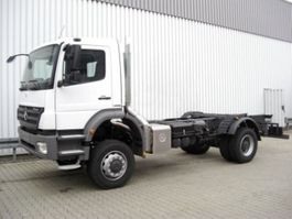 chassis cab truck Mercedes Benz Axor 1829 4x4 Axor 1829 4x4 Klima/Sitzhzg./eFH.