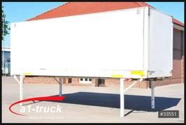 swap body box container Krone 20 x WK 7,45, BDF, Zurrösen, Code XL, Doppelstock 2012