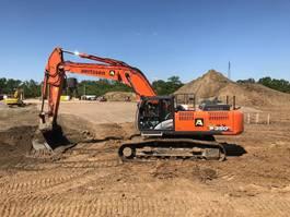 crawler excavator Hitachi ZX 350 LC-6 2018