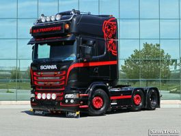 cab over engine Scania R450  6X2  EURO 6  FULL AIR  RETARDER  FULL OPTIONS  TOP CONDITION 2016