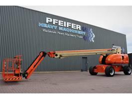 telescopic boom lift wheeled JLG 860SJ Diesel, 4x4 Drive, 28.2m Working Height, 23m 2015