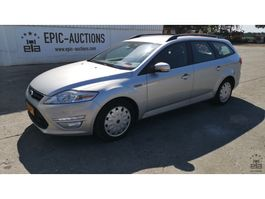 estate car Ford Mondeo Wagon 1.6 TDCi ECOnetic 2012