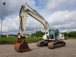 crawler excavator Terex 2.700 Hrs TC240LC 2.700 Hour 2006