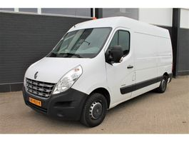 closed lcv Renault Master T35 2.3 dCi 125PK L2H2 - Airco - Cruise - PDC - € 7.750,- Ex. 2014