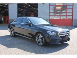 sedan car Mercedes Benz E 220 D 220 D AMG widescreen 2018