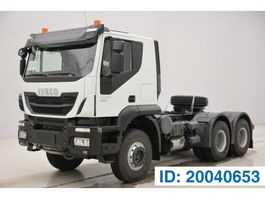 cab over engine Iveco Trakker AT720T48 - 6x4 - NEW! 2020