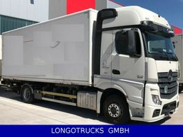 chassis cab truck Mercedes Benz Actros 1842, LBW, nur 167 Tkm, Top-Zustand! 2011