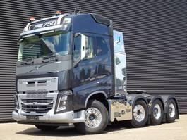 heavy duty tractorhead Volvo FH 16.750 8x4 HEAVY HAULAGE / HYDRAULIC / 260T 2020