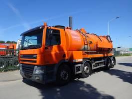 vacuum truck DAF 85 CF 380 8X2 !! KOLKENZUIGER !! 2003