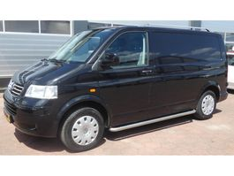 closed lcv Volkswagen Transporter 2.5 TDI 300 4Motion MHD AIRCO/ LEDER/ ETC. 2007