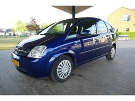 mpv car Opel Meriva 1.6-16V Enjoy 2004