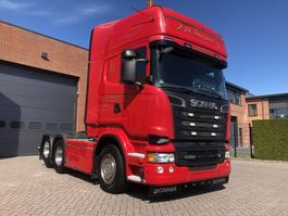cab over engine Scania R500 V8 Topline boogie 6x2 full air 2013