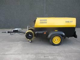 compressors Atlas Copco XAS 97 DD 2004