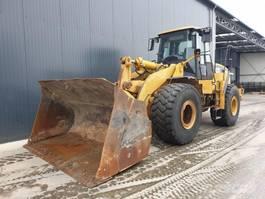 wheel loader Caterpillar 966GII 2003