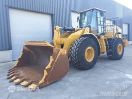 wheel loader Caterpillar 966L 2017