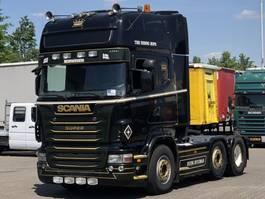 cab over engine Scania R440 6x2 E5 MANUAL / RETARDER / HYDYRAULIEK 2011