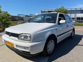 hatchback car Volkswagen GOLF CL 55 KW AUT E2 Automatic 1997