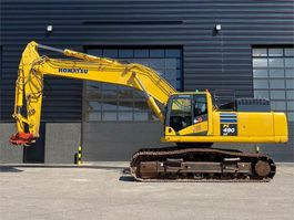 crawler excavator Komatsu PC490 LC-10 2015