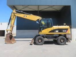 wheeled excavator Caterpillar M 318 D 2007