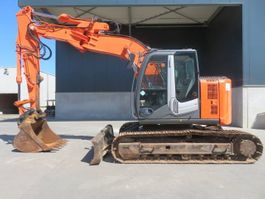 crawler excavator Hitachi ZX 135 US-3 2010