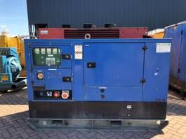 generator Gesan DJS 40 John Deere Stamford 40 kVA Supersilent generatorset 2005