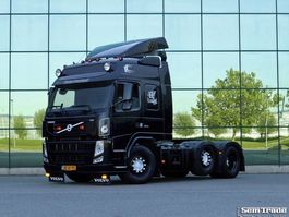 cab over engine Volvo FM 460 EURO 5  6X2 GLOBETROTTER   TOP CONDITION  NL TRUCK 2012