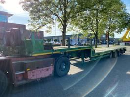 lowloader semi trailer Nooteboom OSD 50 04V - BED: 8,95 + 6,70 METER + TWISTLOCKS 1998