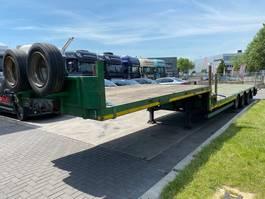 lowloader semi trailer Nooteboom OSD-50-04V - BED: 8,95 + 6,70 METER + TWISTLOCKS 2000