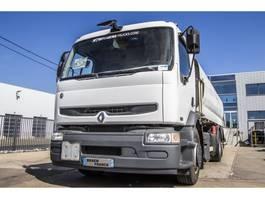 tank truck Renault PREMIUM 320 DCI + TANK 18000 L(5 comp.) 2004
