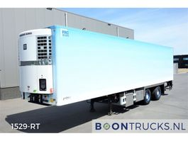 refrigerated semi trailer Chereau INOGAM | THERMOKING SPECTRUM * MULTITEMP * LAADKLEP * APK 05-2021 2009