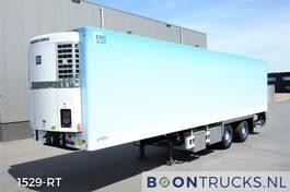 refrigerated semi trailer Chereau INOGAM | THERMOKING SPECTRUM * MULTITEMP * LAADKLEP * APK 05-2021 2009