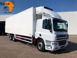 refrigerated truck DAF CF 75.310 6X2 FRIGO  (TEN TIRES) 2003