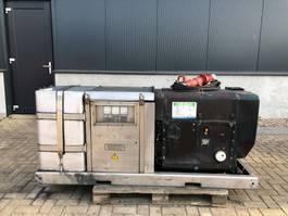 generator Hatz 4L41C Stamford 30 kVA Silentpack generatorset 1999