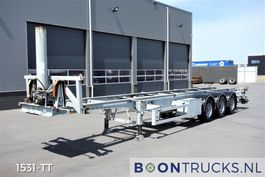 container chassis semi trailer LAG O-3-39 04   40ft TIPPING CHASSIS * OWN ELECTRO UNIT 2006