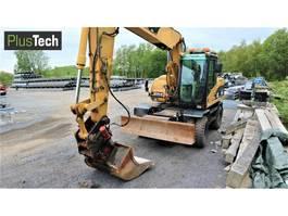 wheeled excavator Caterpillar M 316 C 2006