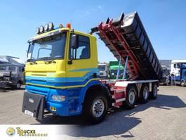 LKW Kipper > 7.5 t Ginaf X 4243 TS X 4243 TS + Manual + PTO + Kipper 2006