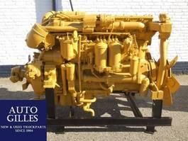 Engine truck part Caterpillar D 343 / D343 Motor