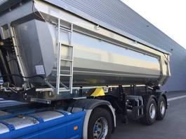 tipper semi trailer Schwarzmüller 2 as