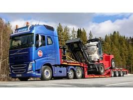 lowloader semi trailer Kempf SPT 2019