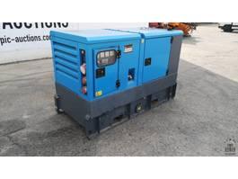 generator Atlas Copco QAS40 2013